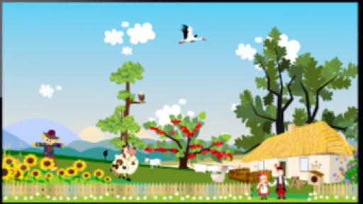 Gra edukacyjna Polskie orzełki